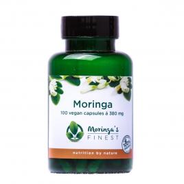 Moringa Capsules - Moringa Oleifera