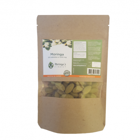 Moringa Tabletten 1000mg - Moringa Oleifera