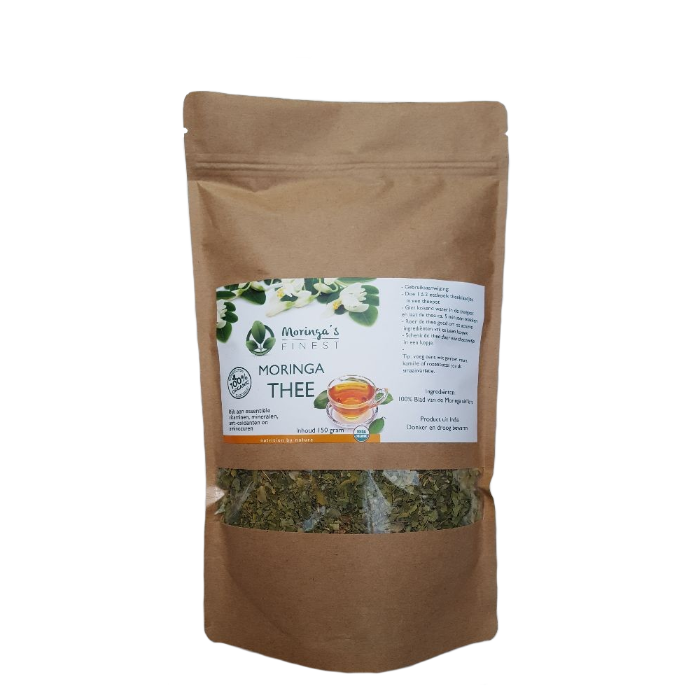 Moringa Tea 150 grams - Organic