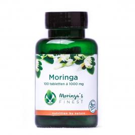 Moringa Tabletten 1000mg 100stk