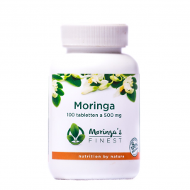 Moringa Tabletten 500mg 100stk