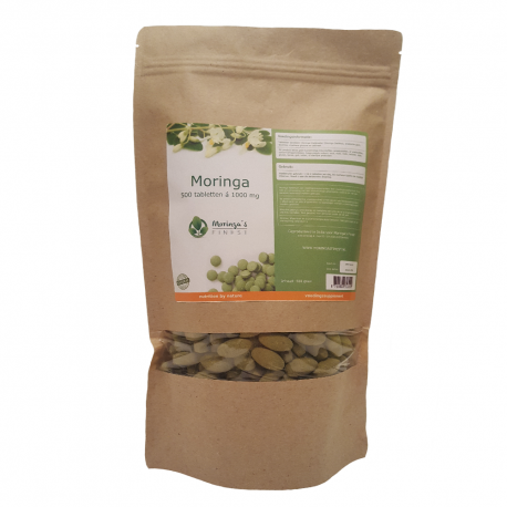Moringa Tabletten 1000mg 500stk